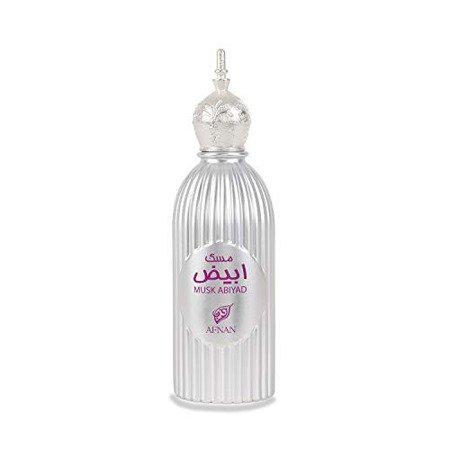 afnan perfumes musk abiyad