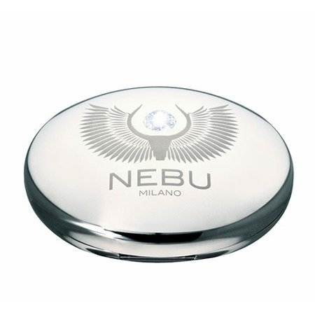 Nebu Diamond Eyes Quad Eyeshadow Palette Platinium